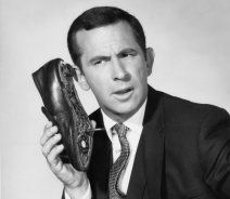 """Like Maxwell Smart's concealed phone, a shrewd deal-man will conceal his """"project"""""""