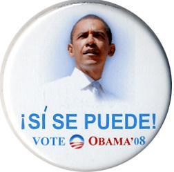 ObamaSiSuePuedePhotoPin