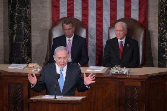 Netanyahu: Practicing for future State of the Union addresses