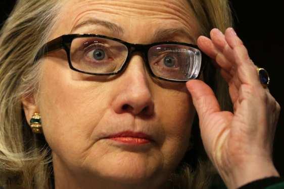 Hillary glasses